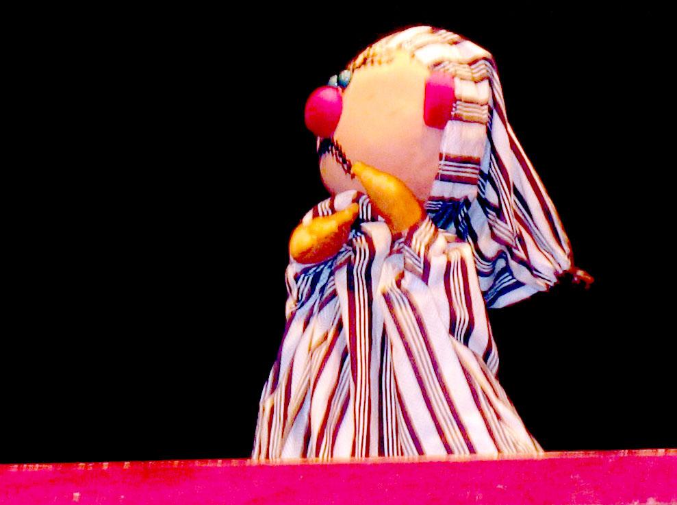 Gulliver în țara păpușilor