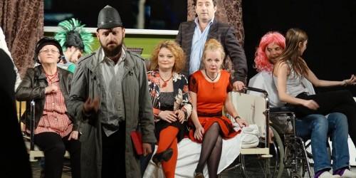 Trupa de teatru amator Lendvay Marton