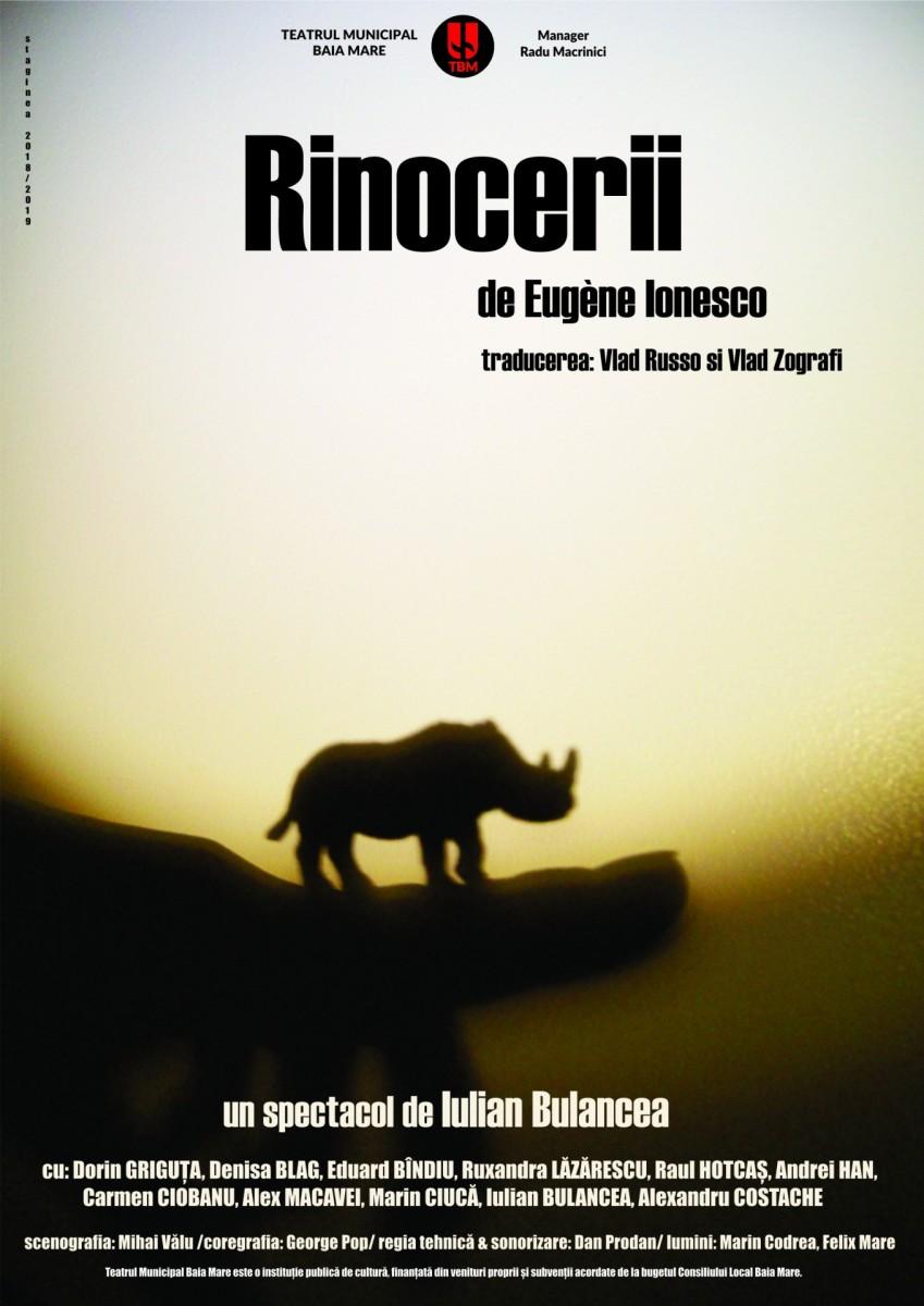 afis Rinocerii
