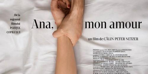 """Proiecția filmului """"Ana, mon amour"""""""