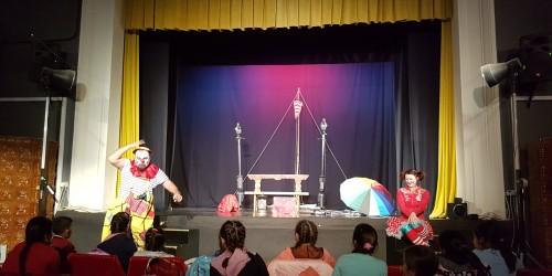 Teatrul de păpuși – implicare în comunitate