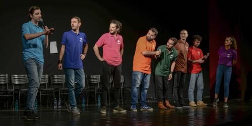 ImproJoker la Teatrul de Nord Satu Mare